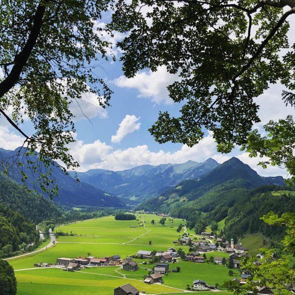 Am liebsten in der Natur! #klettersteig #bregenzerwald #wälderklettersteig Schnepfau, Vorarlberg, Austria