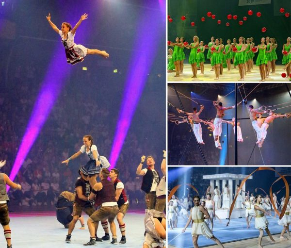 Highlights Of FIG's World Gymnaestrada Gala! - Today at 15:45 on ORF2 TV ...