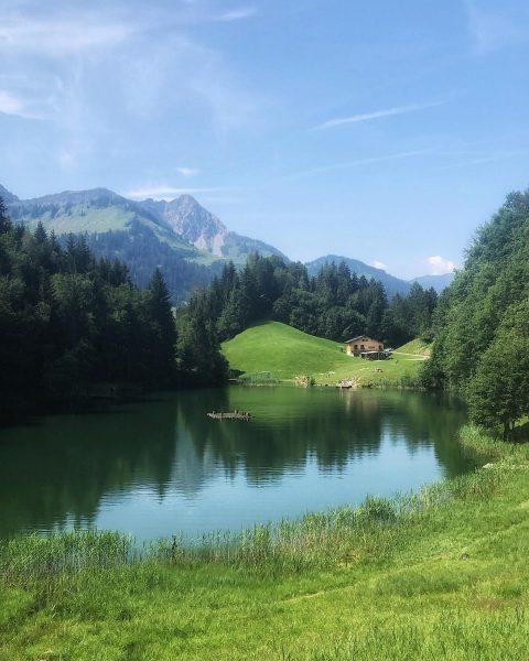Seewaldsee 🌊 #Fontanella Seewaldsee