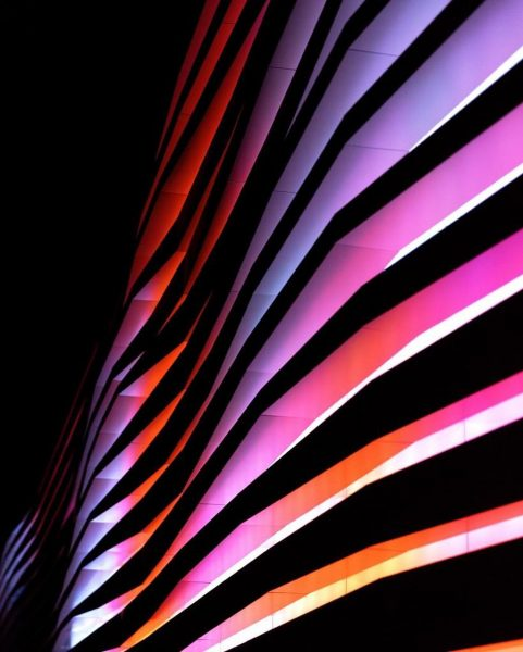 Light Lines | Facade Lighting for Casino Bregenz in Austria | Lighting Solution ...