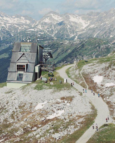 Perfect day for a hike! #lech #lechzuers #rüfikopf #summer #geoweg Lech, Vorarlberg, Austria