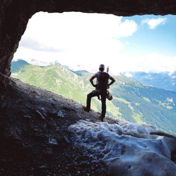 what a #hike today -> 30 km 🤪 Latschau -> Gauertal -> Lindauer ...