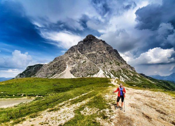 Before the storm. . . . #wanderlust #hikinggirl #hiking #oostenrijk #austria #visitaustria #vorarlberg ...