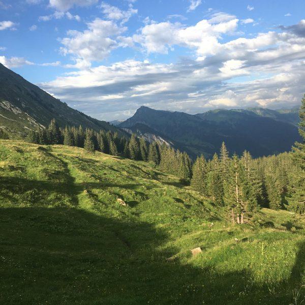 Sonnenuntergangswanderung @kanisfluh #schtûbat #bregenzerwald #kanisfluh #sonnenuntergang #wanderung #auszeit #visitvorarlberg #naturelovers #nature #hiking #wanderurlaub #sommerurlaub #feelaustria #visitaustria #markevorarlberg