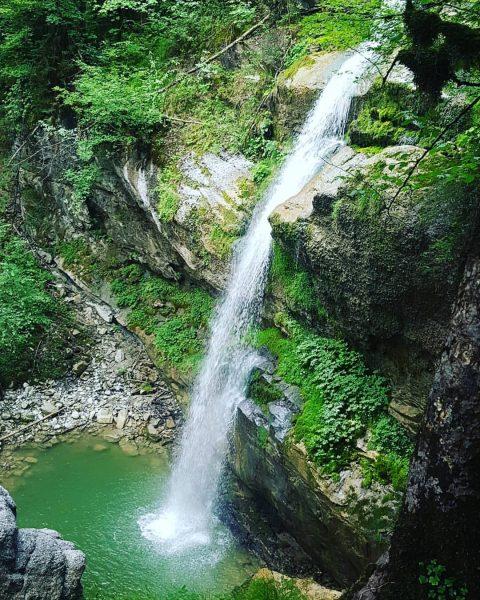 💝 - - - - #wasserfall #waterfall #vorarlberg #ländle #austria #österreich #travel #visit ...