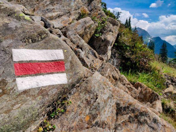 Immer diesen Farben nach. Das ist Urlaub. #austria #österreich #wandern #hiking #montafon #wiegensee ...