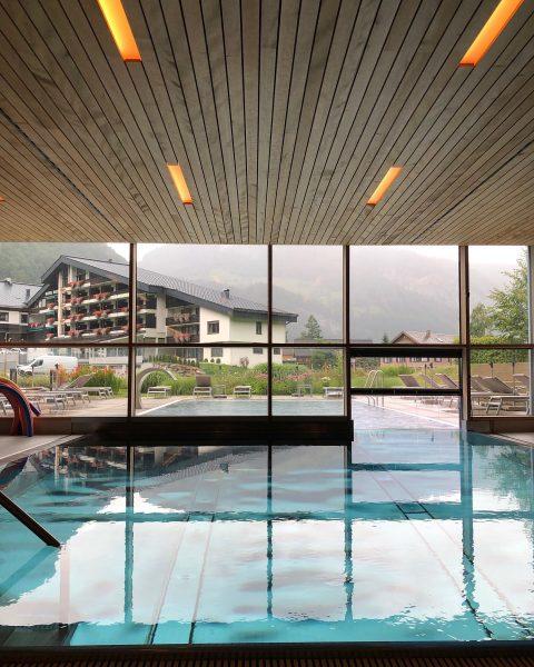 #wellness #pool #entspannung #österreich #austria #mellau #hotelsonne #hotelsonnemellau #bregenz #bregenzerwald Sonne Lifestyle Resort ...