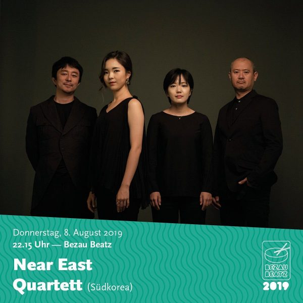 The Near East Quartet from Seoul #southcorea will be traveling around the globe ...