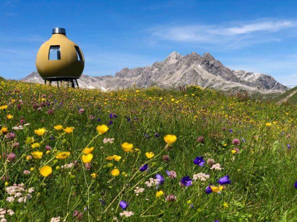 Das UFO am Kriegerhorn #Kriegerhorn #kriegerhorn #lechamarlberg #lechtal #vorarlberg #vorarlbergwandern #explorevorarlberg #vorarlberger #visitvorarlberg ...