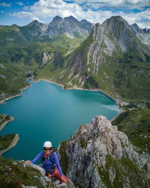 🧗🏼♂️ Plattnitzer Jochspitze, 2.313m via Ostgrat ⛰️🇦🇹 . . . #visitvorarlberg #austria #lech ...