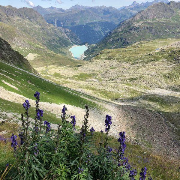 ⛰☀️🏞❤️ • • • #saarbrückerhütte #wandern #wanderlust #beautifulnature #nature #naturephotography #thereisnoplanetb #silvretta #montafon ...