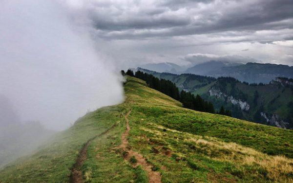 crazy beautiful nature ⛰ #winterstaude #höhenweg #wandern #bregenzerwald #egg #vorarlberg #home #natur #schön ...