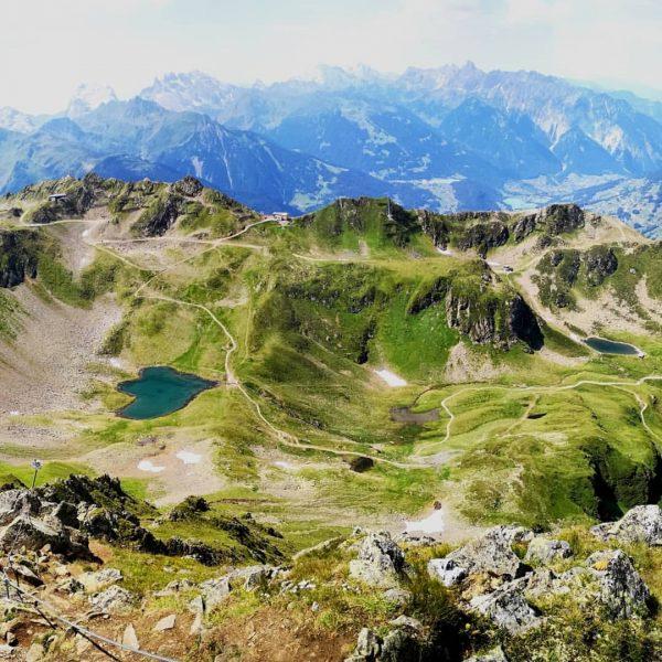 +++ Klettersteig - Hochjoch +++ * * #klettersteig #klettersteige #climbing #instasports #instadaily #picsart ...