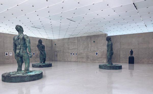 Thomas Schütte | Mann im Wind I, II & III | 2018 | ...