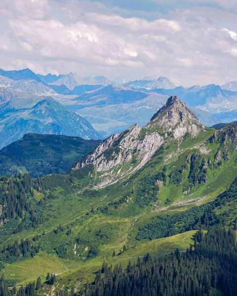 Hikedays❤️ . . . #montafon #mountains #silvretta #amazingview #photography #nature #mountainlovers #discover #goodtimes ...