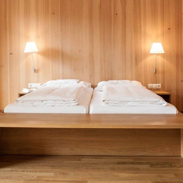 Was unsere Zimmer wirklich gut können🌲🛏 sie holen euch runter, beruhigen, riechen fantastisch ...