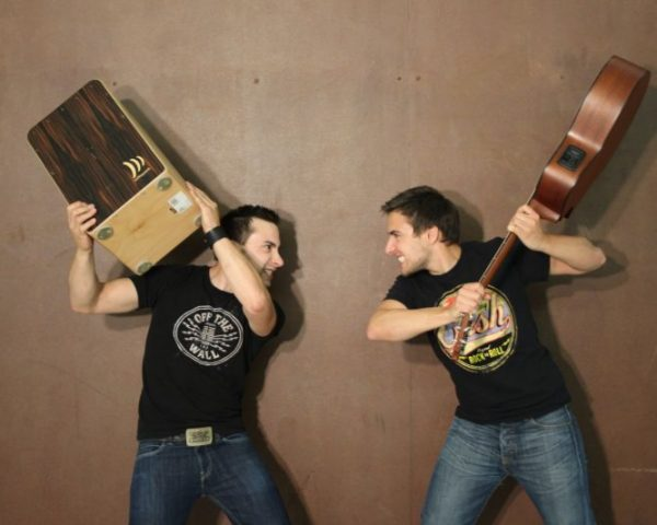 HEUTE - Konzertauftakt am DONNERSTAG, 3. Jänner ab 21 Uhr - #AcousticProject #Götzis ...