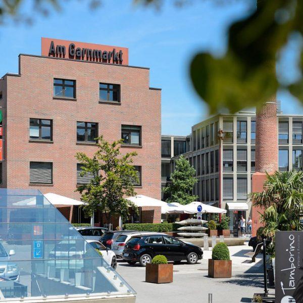 🏆 Die Zentrumsentwicklung Am Garnmarkt in #Götzis konnte heuer im Rahmen des Shoppingcenter ...