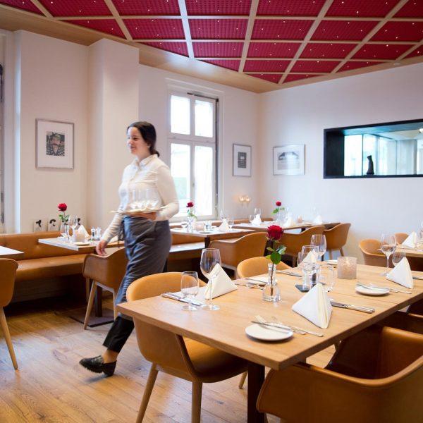 Schon etwas vor am Wochenende? Im A-la-Carte Restaurant Babenwohl geniesst Du die raffinierte ...