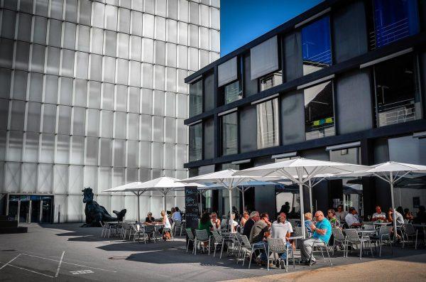 #kunsthausbregenz KUB Café Bar