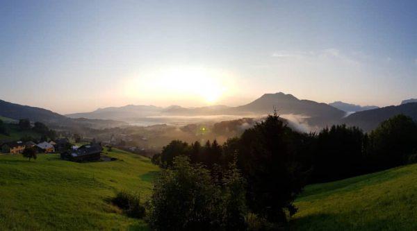 Zuerst die Stille in der #natur #genießen und dann die #musik – #schubertiadezeit ...