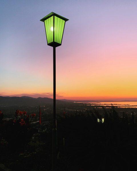 Da geht mir ein grünes Licht auf :) #nofilter #bodensee* * * * ...