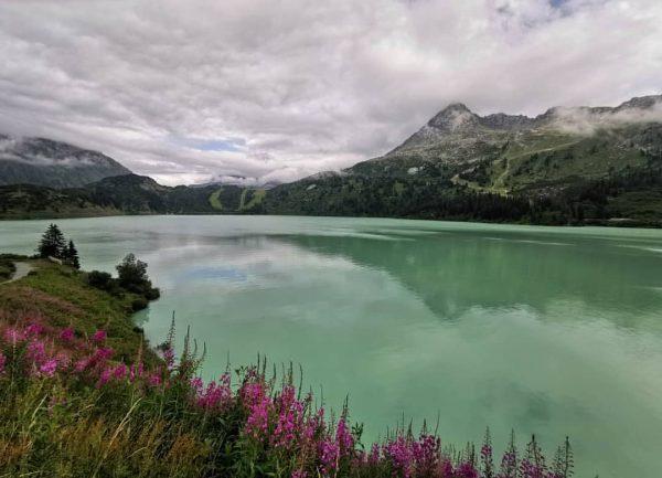 Guten Start in die neue Woche 🙃 #kopsstausee #kopssee #silvrettahochalpenstrasse #silvretta #piz_buin_silvrettasee #visitvorarlberg ...