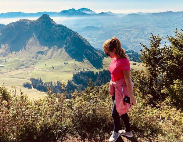 """""""Je höher du einen Berg hinauf gehst, desto kleiner werden deine Sorgen. Dort oben entsteht eine Klarheit..."""