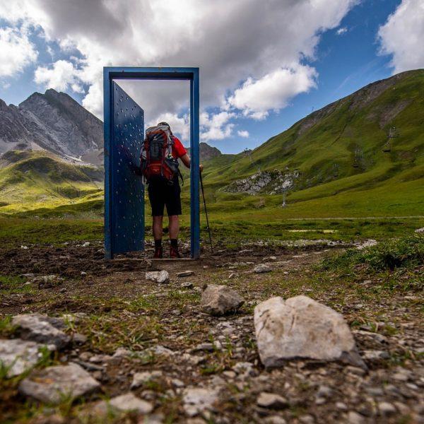 #meintraumtag erlebe ich jedes Jahr bei meiner Tour von Zürs über den Zürsersee hinauf zum Madloch, wo...