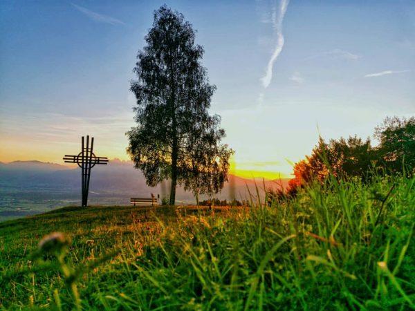 Sonnenuntergang in Fraxern 😋 #fraxern #meinvorarlberg #explorevorarlberg #vorarlberg #exploreaustria #exploreeurope #visitvorarlberg #summer #evening ...