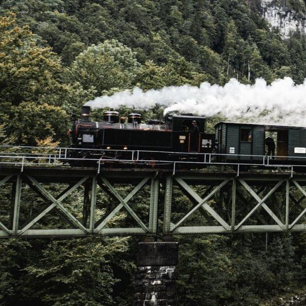 #friendshipisontheway . . . . . #waelderbaehnle #train #faqbregenzerwald #whatthefaq #bregenzerwald #visitbregenzerwald #vorarlberg ...