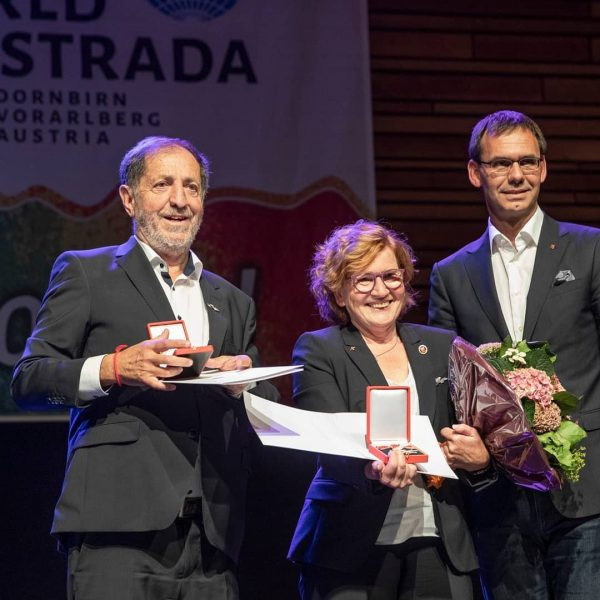 The LOC and the state government of Vorarlberg wanted to thank everyone who ...