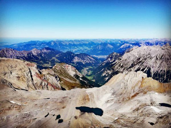 ⛰️ #berge #whataview 😍 #wanderlust #hiking #weitblick 👣 #meinmontafon #alps #austria🇦🇹 #schesaplana #hikinglove ...