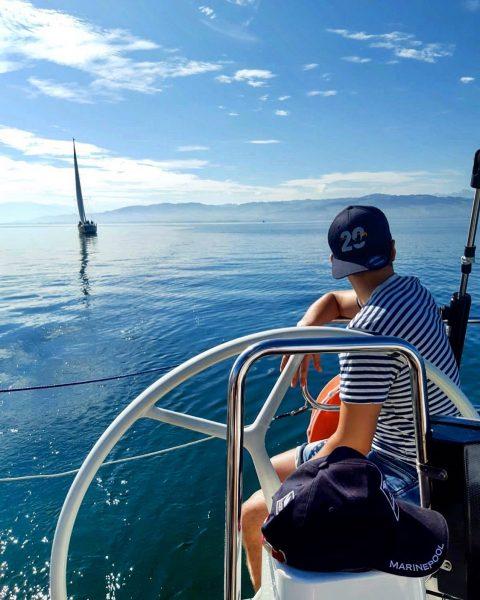 Sail Away ⛵️☀️ #bodensee #lakeofconstance #bodenseeliebe #segeln #sailing #bluesky #ship #segelyacht #segeltörn #nature ...