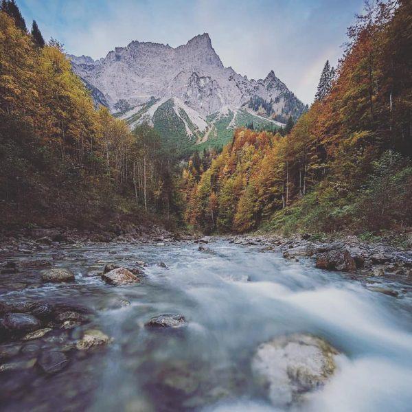 Heute ist Herbstbeginn!! . . . . . . . . . #mountainlove ...