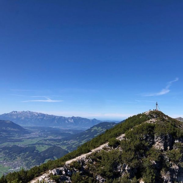 This is why #autumn is the best #hiking season...Yesterday at the Hoher Frassen ...