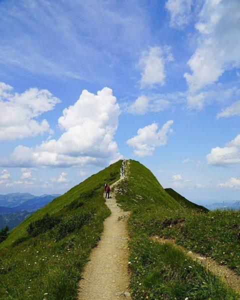 noch ein Bild von der Gratwanderung Kanzelwand und Fellhorn . . . #sonya6000 #sonyalpha6000 #sonyalpha #sel18135 #18135...