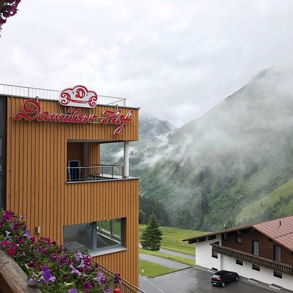 Die dritte Station unserer Reise ist Damüls #vorarlberg #damuels #seewaldsee #morgengehtsaufdenberg #bregenzerwaldcard Damülser ...