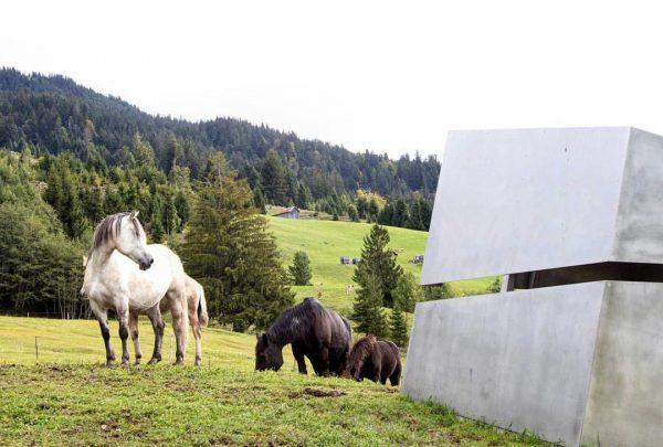 In this month's issue of @vabmagazine , the surprising Austrian region Bregenzerwald. Thanks ...