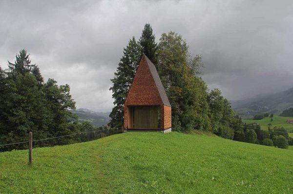 Worship in wood . . . #austria #2017 #vorarlberg #krumbach #salgenreute #chapel #kapellesalgenreute ...
