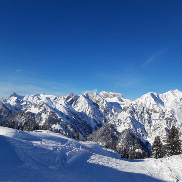 Sonnenkopf #klostertal #arlberg #monsalpinelodge #schifahren