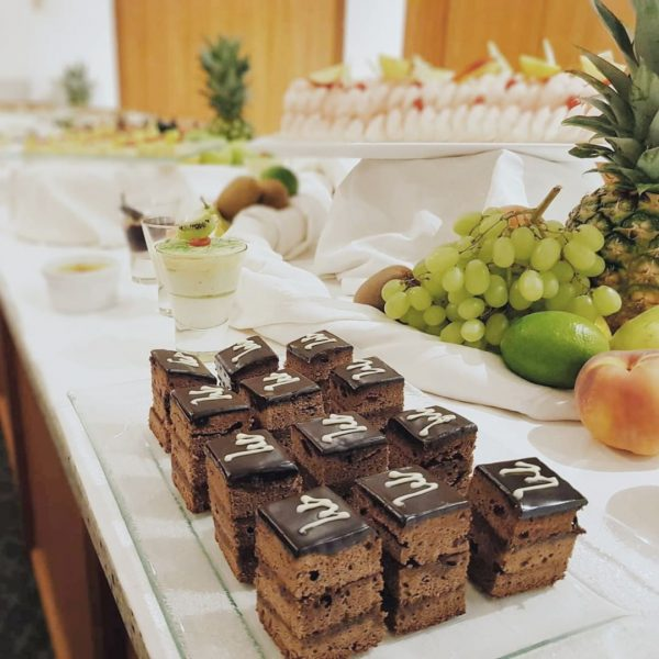 OK we promise, it is the last picture of our delicious dessert buffet ...