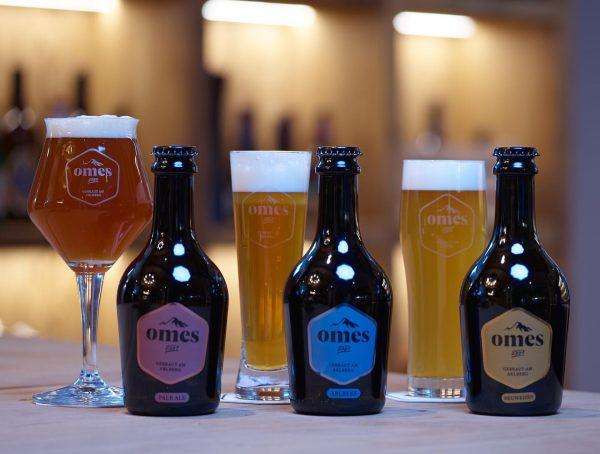 Unser Hausgebrautes Bier wird in den nächsten Tagen in Fässer und Flaschen gefüllt. ...