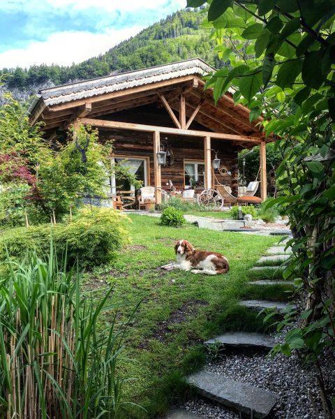 #chalet_alpentraum_bludenz #rusticgarden #instatravelblog #adventureblogger #travelblogger #wanderlustblogger #tripadvisor #bookingcom #mountainlovers #chaletlovers #airbnb #mountainchalet #mountainchic ...