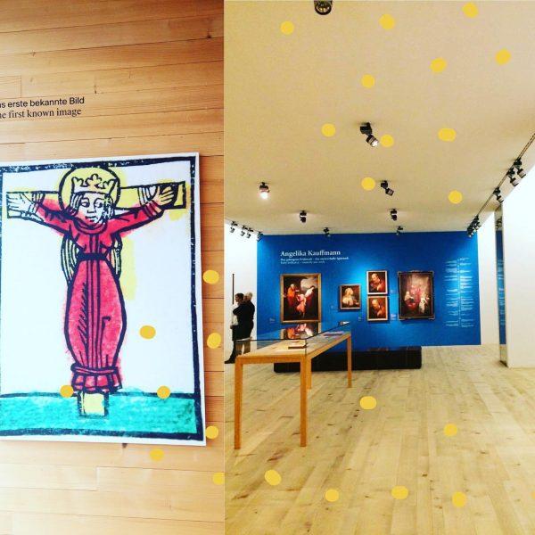 Museumstag im Bregenzerwald ❤️ #angelikakauffmannmuseum #frauenmuseumhittisau Bregenzerwald
