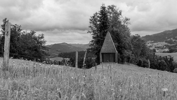 Chapelle Salgenreute. Voyage de bureau Bauart : Voralberg 2019 #salgenreute #krumbach #vorarlberg #oesterreich ...