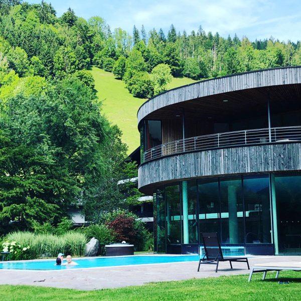 #gesundhotelbadreuthe #vorarlberg #bregenzerwald Reuthe, Austria