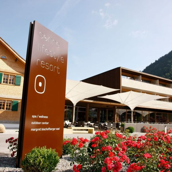 A mere 30 kilometres from Bregenz, amidst mountains, forests, alpine pastures and lakes, ...