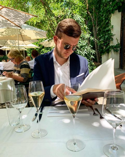 @monsieur__p has a thing for wine lists . . . . . #food ...