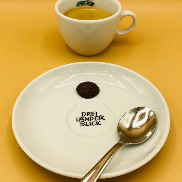 #kaffeeliebe #dreilaenderblick_dornbirn #visitus #visitdornbirn #amannkaffee Hotel Restaurant Dreiländerblick Dornbirn